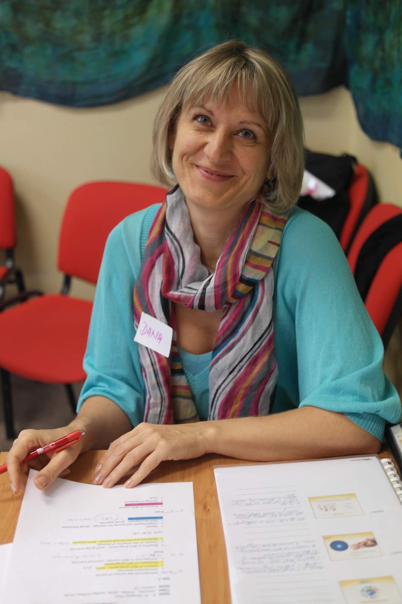 Dana Hegerová