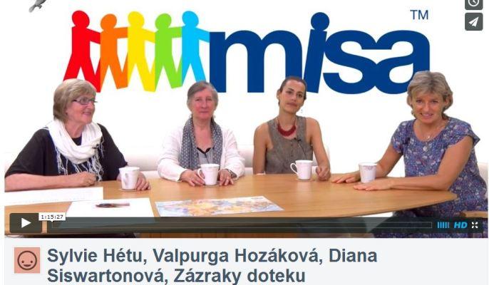 Video - Sylvie Hétu o programu MISP
