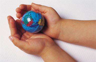 Svět je v dětských rukách
