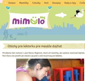 Mimulo.sk